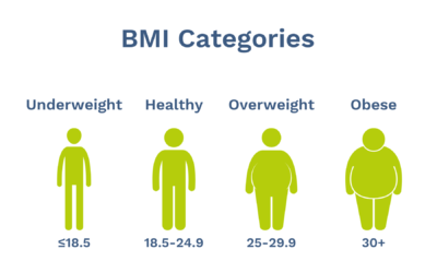 What does the BMI tell you about your health?