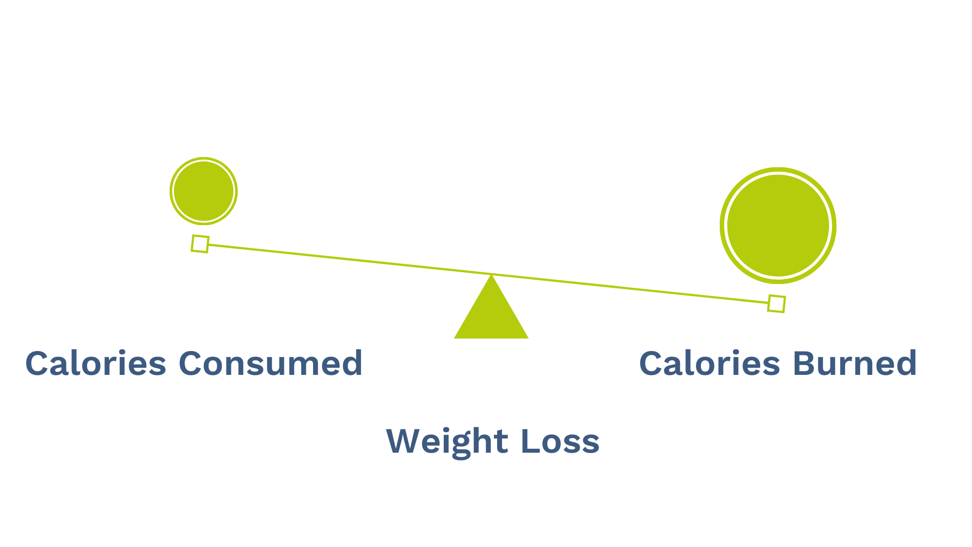 Energy balance - weight loss