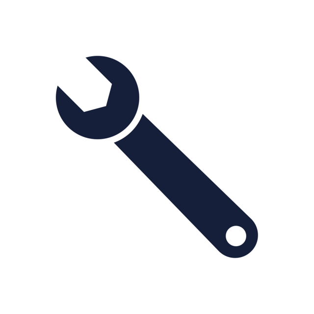 An image of a wrench