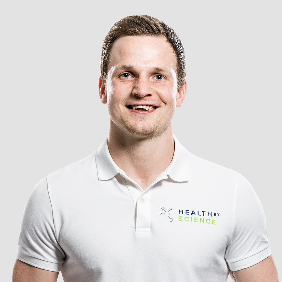 Picture of Health by Science Personal Trainer Alex Nairn