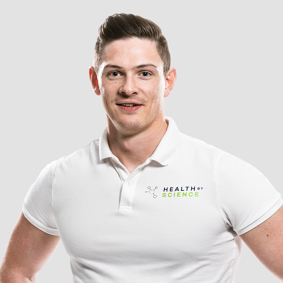 Picture of Health by Science Personal Trainer Ross Marwick