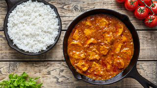 an image of chicken curry.